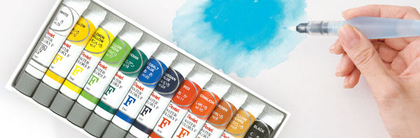 image of watercolour paint