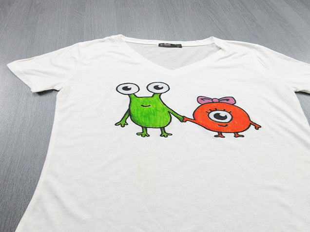 Design your own T-shirt!
