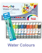 image of water colour paint